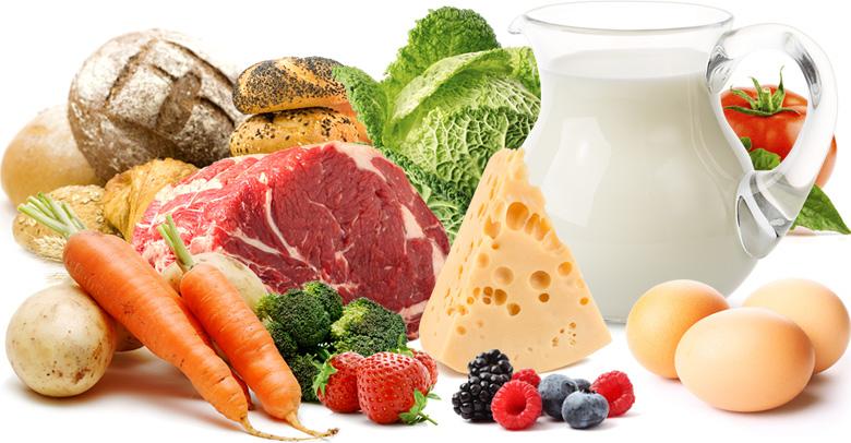 как составить рацион питания для похудения подростка