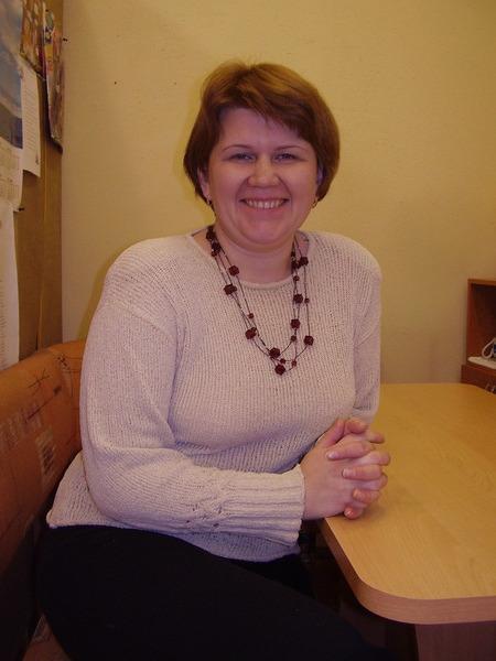 Ольга Олеговна Назарова