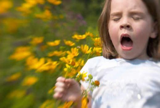 Весна и аллергия